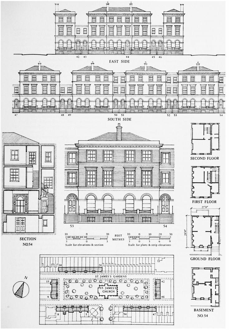 Nos. 42–54 consec. St. James's Gardens