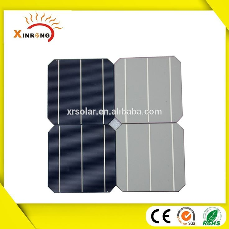 Hot Sale 156x156 Inch Wholesale Price PV Silicon Monocrystalline Solar Cell#solar cell price#Electrical Equipment & Supplies#solar#solar cell