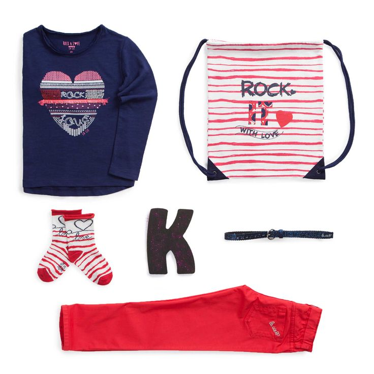 """Look """"Rock and Love"""""""