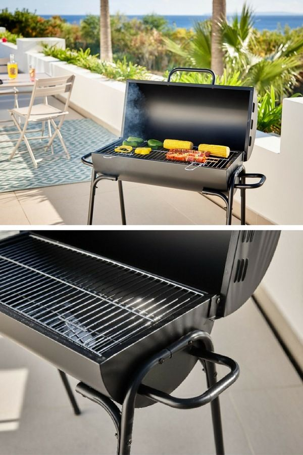 29 Meubles Accessoires Pas Chers Pour Amenager Equiper Et Decorer Votre Jardin Terrasse Jardin Designs De Petite Cuisine Barbecue