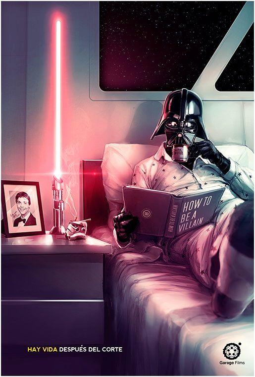 Darth Vader by Miguel Membreño