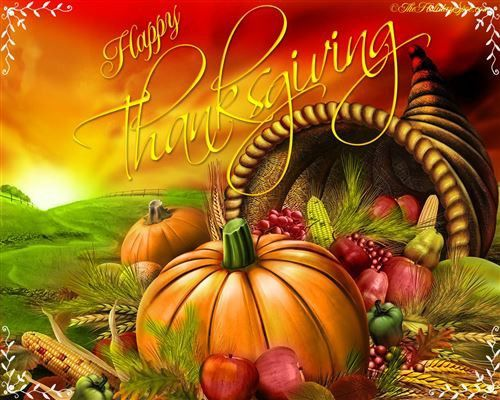 #Happy #Thanksgiving  Greetings 2015 ~ Wishing everyone a bountiful and happily spent Thanksgiving ~