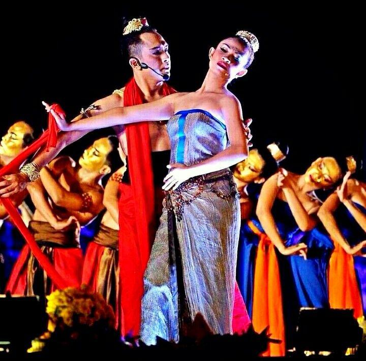 'Abhati' - Candi Boko performances