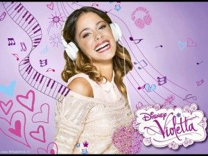 Violetta New Wallpaper