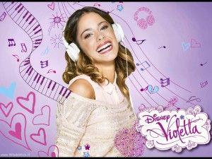 Violetta New Wallpaper
