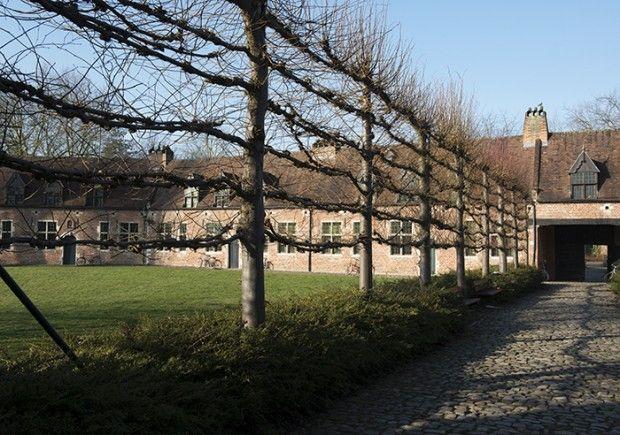 Leuven Begijnhof uit de reportage Leuven the place to be(er) - Nomad & Villager
