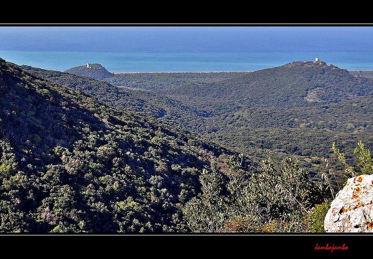 Maremma Natural Park: Parco della Maremma, itinerario A1 San Rabano