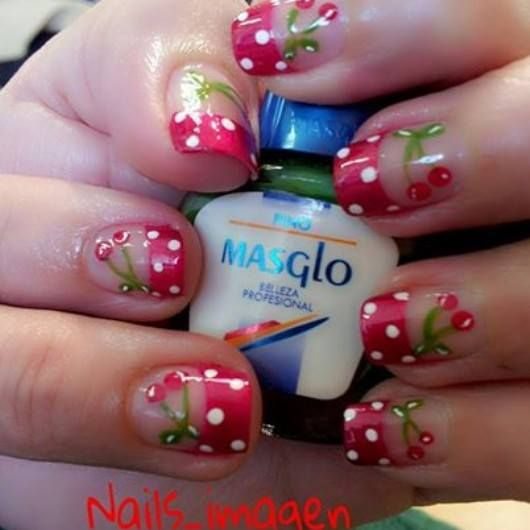 Compartimos esta propuesta de Clara Maritza Soto, vía #Facebook #masglolovers #nails