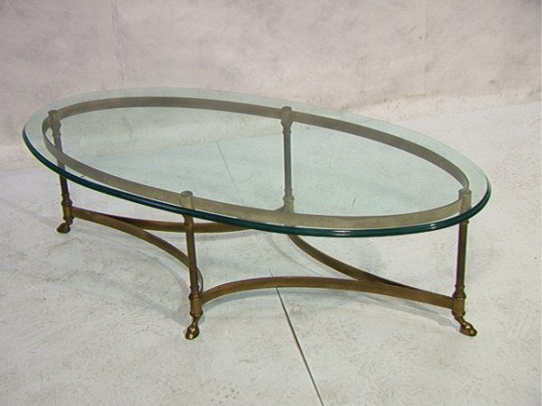 The Inspiring Oval Glass Coffee Table Brilliant Design Oval Glass Coffee  Table Oval Glass Coffee Table Is One Of Pictures That Are Related With The  Post Ab ...