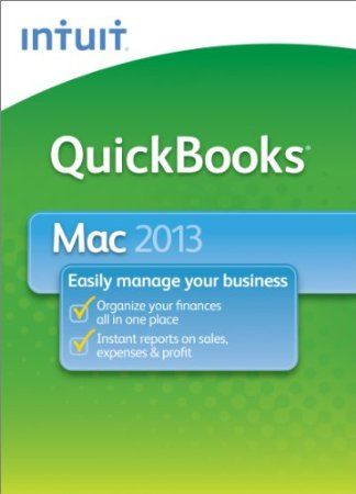 QuickBooks for Mac helps you organize your business finances all in one place so you can complete frequent tasks in fewer steps. Get set up in minutes - it's easy to learn and use. It's built for the Mac, so it looks and works like you'd expect. Price: $199.95