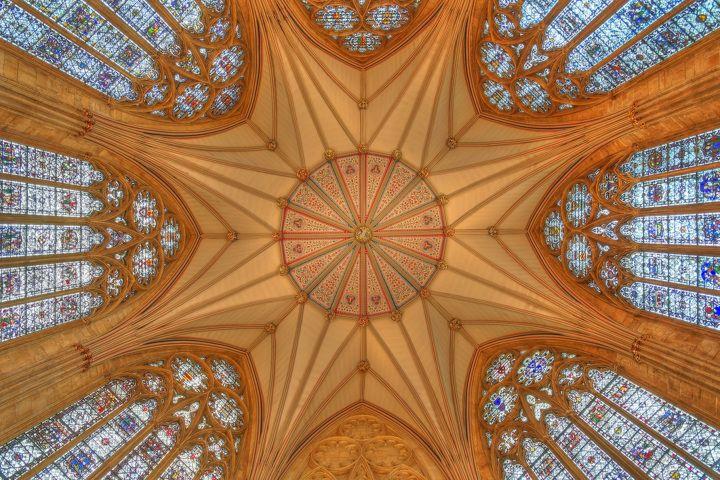 Йоркский собор, Йорк, Великобритания