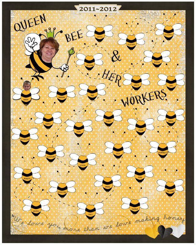 'Bee' Crafty