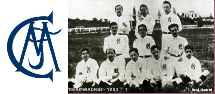Efemérides de Madrid. 6 de marzo. 1902.- Se crea el Real Madrid Club de Fútbol.