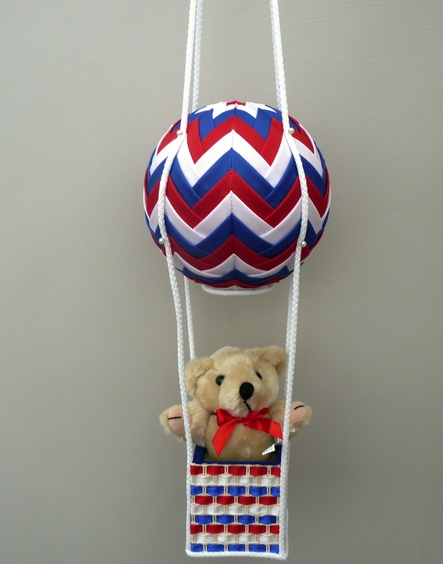 So Patriotic from the wonderful PaulinesCrafts