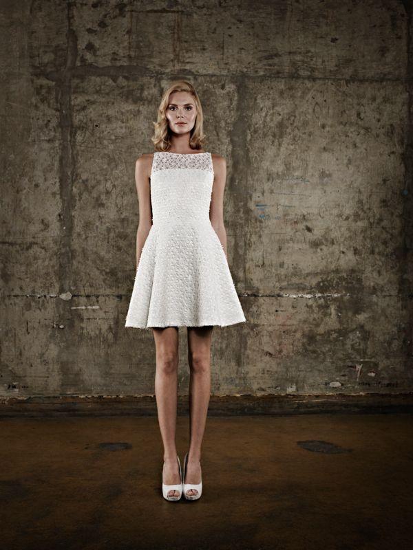 Wedding Dress Modern Style: Best 25 v neck wedding dress ideas on ...