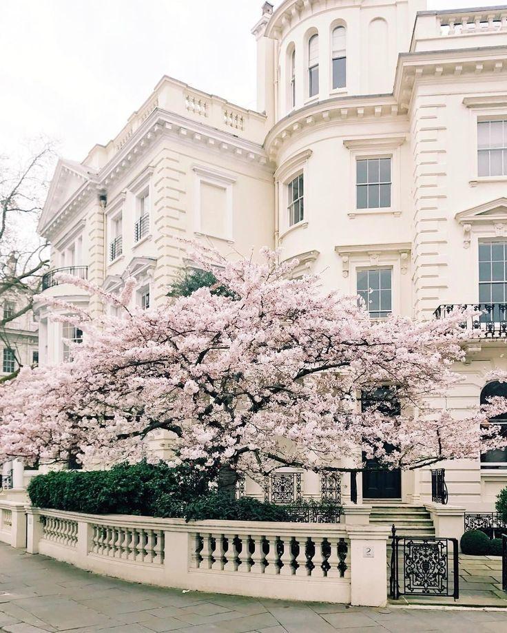 Spring in London