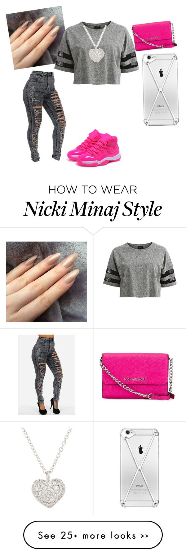 """No Love-August Alsina ft. Nicki Minaj"" by jullianna411 on Polyvore"