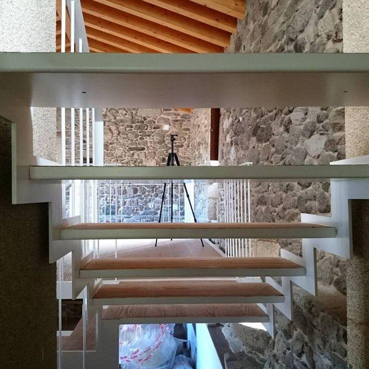 Casa en Santiago de Compostela, diseñada por nosotros