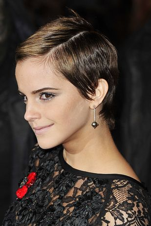 Emma Watson | The 18 Greatest Celebrity Pixie Cuts Of The Past Decade