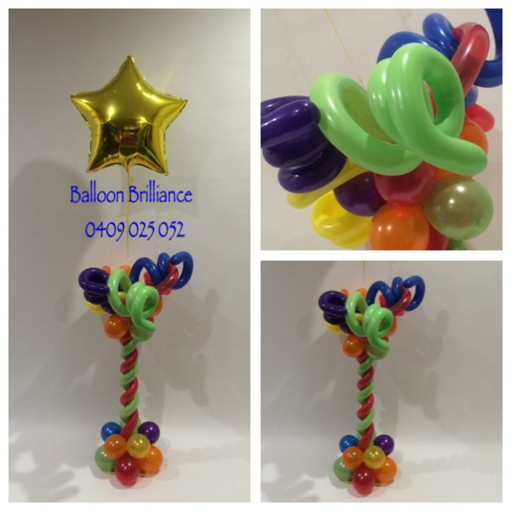 1000+ Images About Balloon Columns On Pinterest