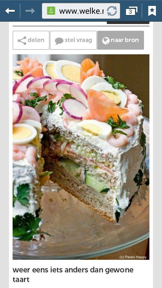 Huzaren taart