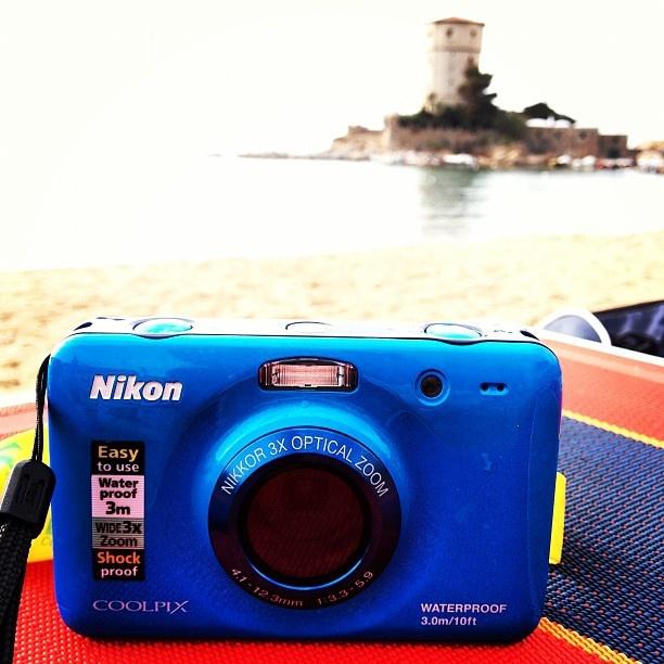 see underwater with Nikon