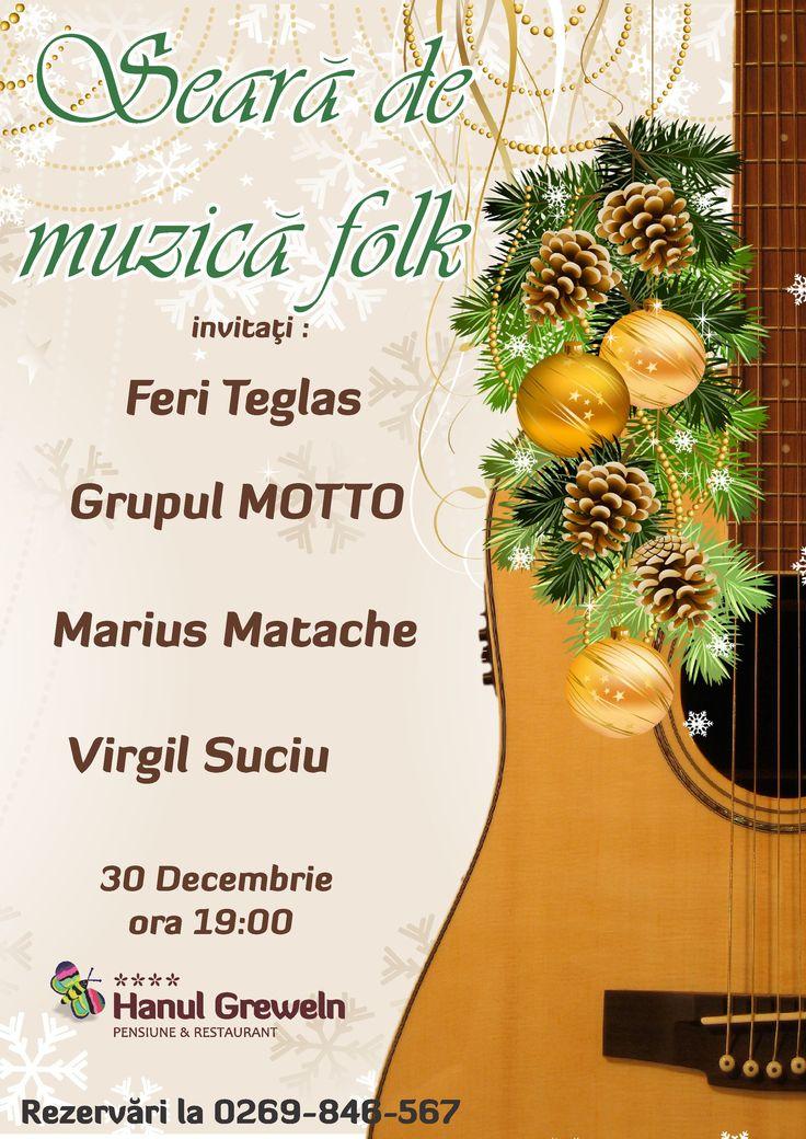 Daca tot suntem la Medias, pe 30 decembrie ma alatur si eu gazdelor pret de cateva piese :)