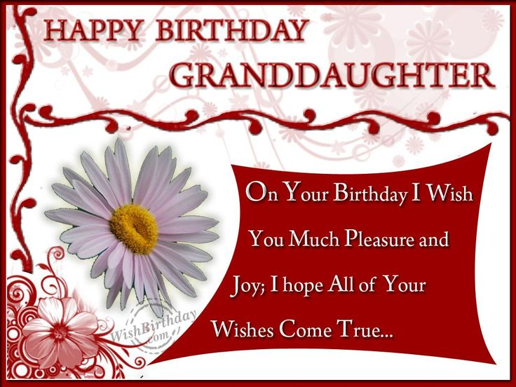 Happy 5th Birthday To My Beautiful Granddaughter Harlow Happy 5th Birthday Wishes