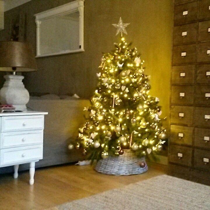 We zijn er klaar voor! #Kerst #christmasdecorations #christmas #christmastree
