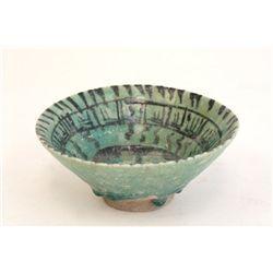 12th century persian bowl