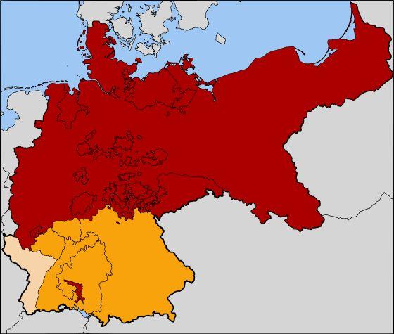 North German Confederation - Wikipedia