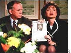 John and Patsy Ramsey on TV