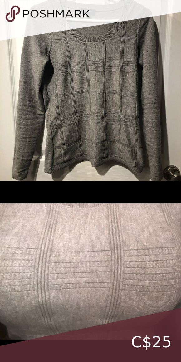 Le Chateau Sweater in 2020 Light blue sweater, Sweater