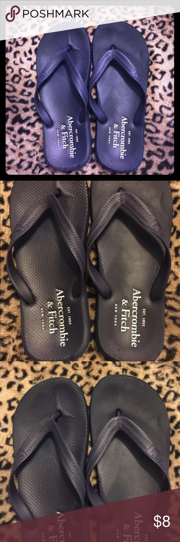 Abercrombie and fitch men's sandals Size 11 in great condition Abercrombie & Fitch Shoes Sandals & Flip-Flops