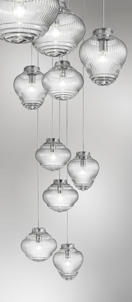 Bonnie e Clyde   #glas hang lamp