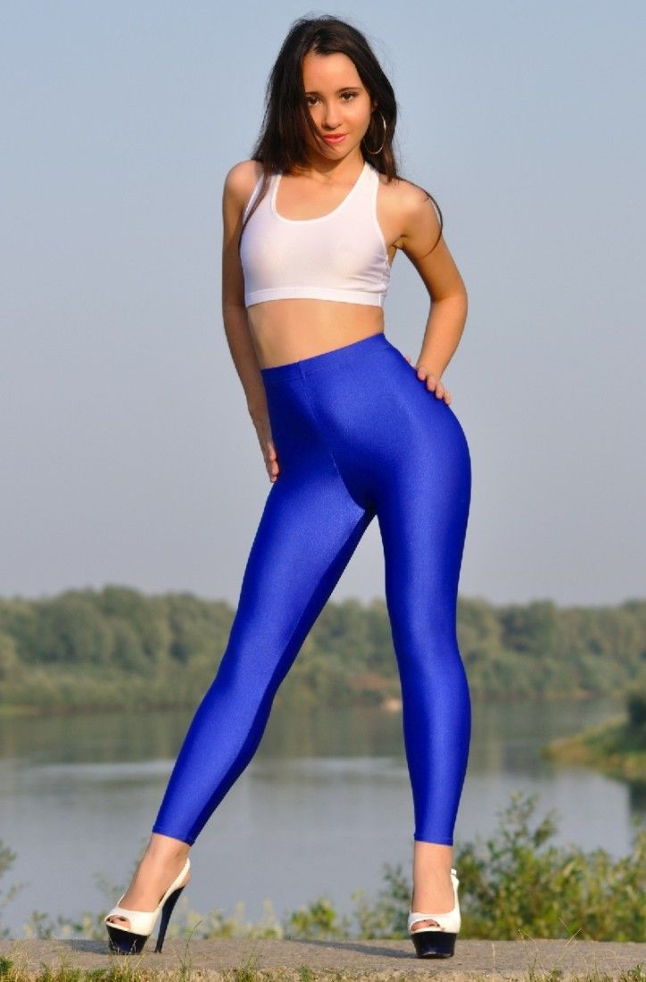 Girls spandex pictures free — photo 5