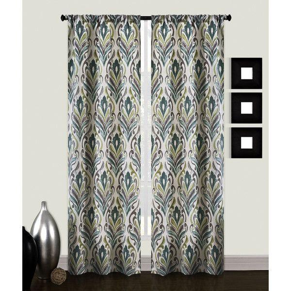 Kingston Thermal Curtain Panels