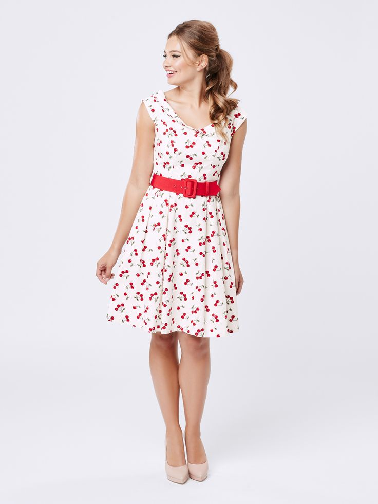 Cherry On Top Dress | Dresses | Review Australia