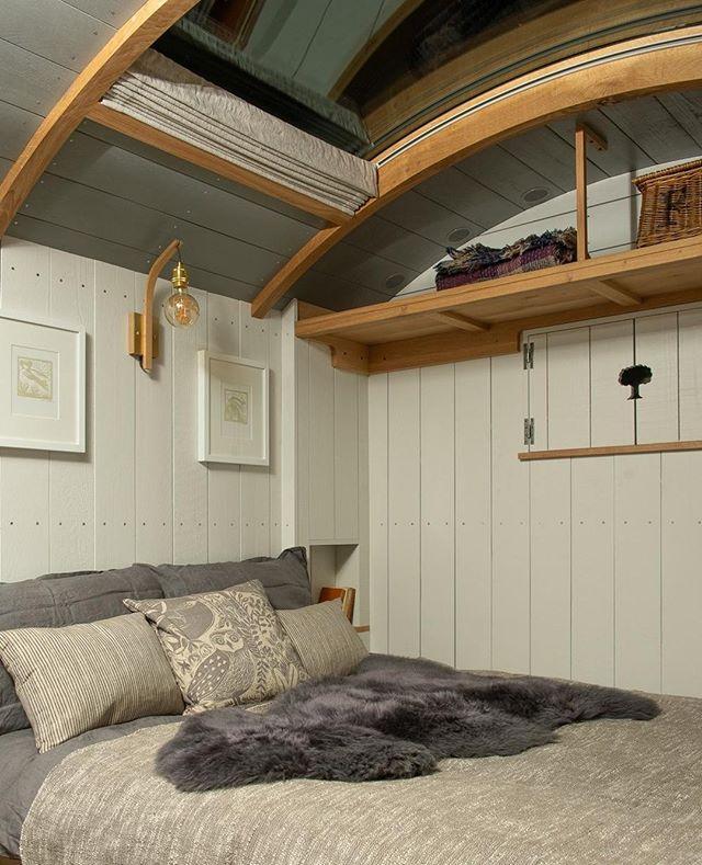 Shepherd Hut Floor Plans: Complete Luxury Living Double Hut