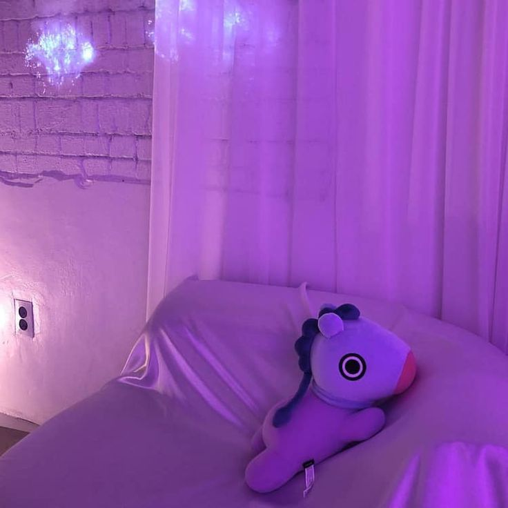 Pin by 태국 on Bts Purple aesthetic Girls room wallpaper Aesthetic colors
