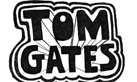The brilliant Tom Gates quiz
