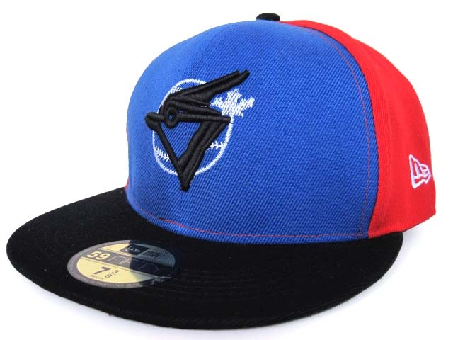 Love the colors to this Blue Jays hat!