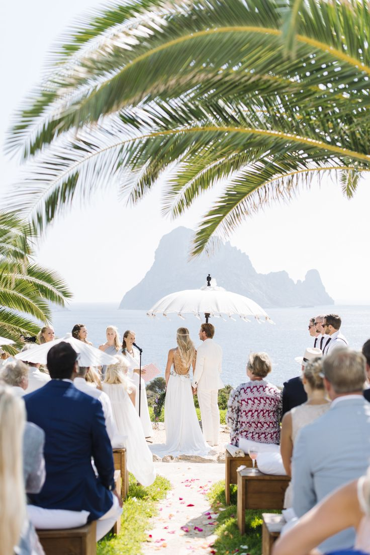 Bohemian Beach Wedding in Ibiza 68 best