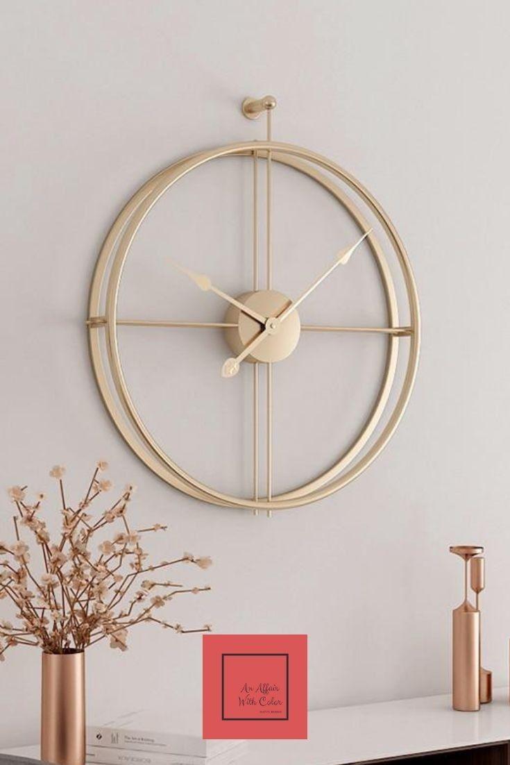 Pin Von Samina Naz Auf D Clock گھڑیاں Wanduhr Design Wanduhr Minimalistische Wanduhren