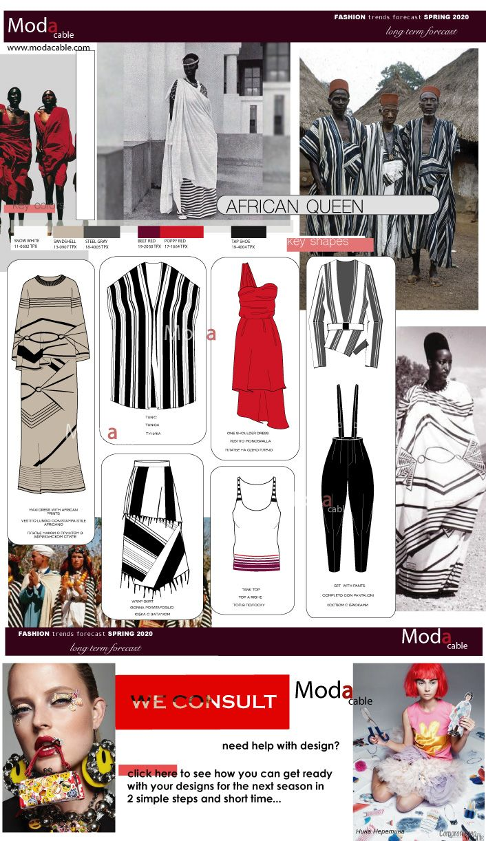 Spring 2020 Fashion Trend African Queen Emerging Designers Fashion 2020 Fashion Trends Fashion Trend Forecast