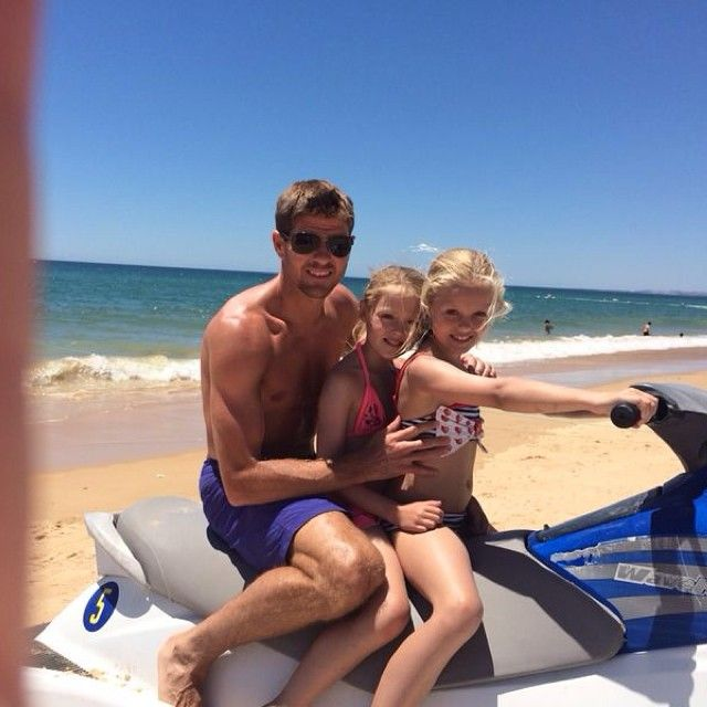 Great day at the beach!Kids had a great day today out on the jet ski.