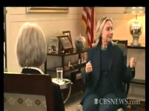Mort de Kadhafi  L indécence d'Hillary Clinton, une vidéo d.flv - YouTube