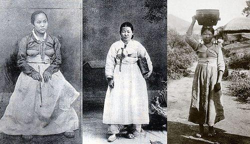 Korean women under Joseon dynasty