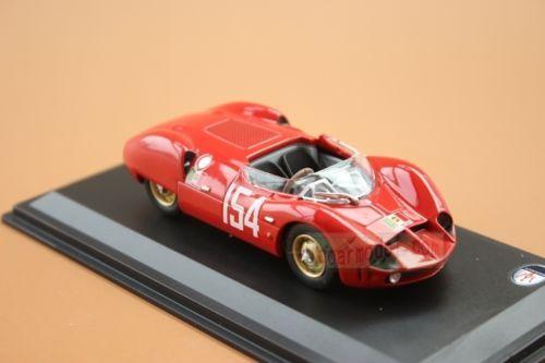 1-43-LEO-MODELS-MASERATI-Tipo-64-Targa-Florio-1962-Abate-Davis-154