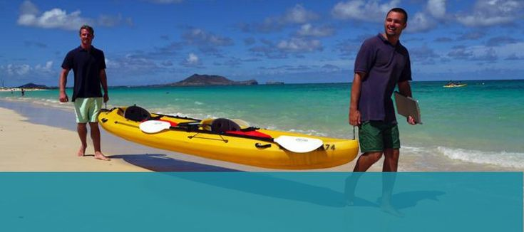Kayak Rental Kailua Beach Park